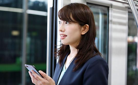 スマートフォンユーザーの購入率向上